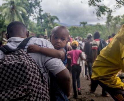 Potential cholera catastrophe in Haiti threatens thousands of children, warns Save the Children