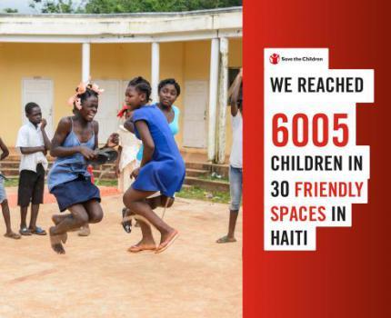Humanitarian Response in Haiti
